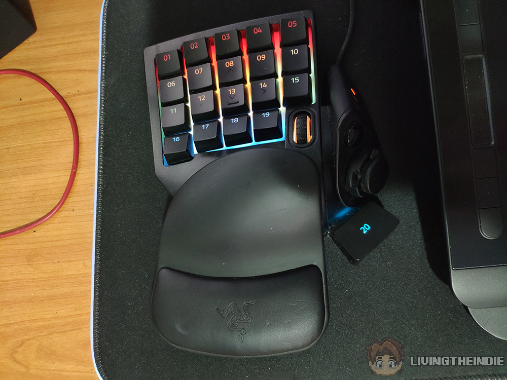 The Razer Tartarus V2
